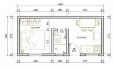 Online architecture Monte Your Home Ready Projects Two Storey Houses Small House Layout, Small House Design, House Layouts, Cottage Style House Plans, Small House Plans, House Floor Plans, Container Home Designs, Tyni House, Tiny House Cabin
