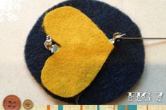 I know, another felt flower pin tutorial? Well yes, sorry but winter makes me want to work in felt. Nothing warms the cockles like fuzzy,...