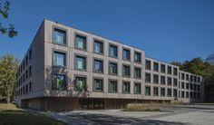 Bayerische Beamtenfachhochschule Herrsching - muenchenarchitektur