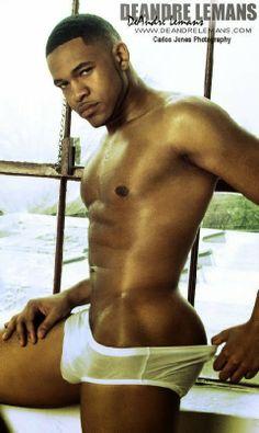Black Gay Male Butt