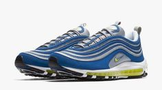 Heads Up! The Nike Air Max 97 Atlantic Blue Released Without Warning