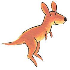 1000 images about kleine kangoeroe on