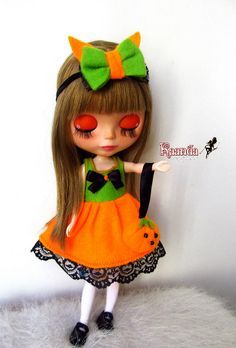 Halloween Blythe