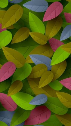 The iPhone X/Xs Wallpaper Thread - Page 5 Colorful Wallpaper, Flower Wallpaper, Nature Wallpaper, Cool Wallpaper, Wallpaper Texture, Pattern Wallpaper, Leaves Wallpaper Iphone, Wallpaper Backgrounds, Homescreen Wallpaper