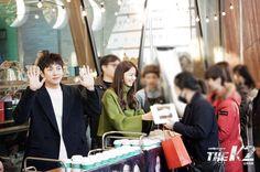 SNSD Yoona, Ji Chang Wook - 'The K2'