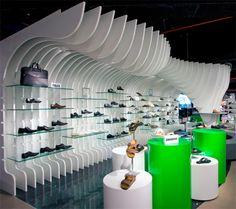 Retail Design Client Project - Iconic