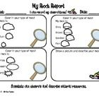 A great way to investigate and report on a single rock! Go outside and go rock collecting, investigate the properties of your rock and share your discoveries.