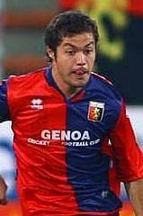 Quanto eri grammo mamma mia! Però hai fatto forse il goal più importante della storia del Genoa... non ti dimenticherò mai, rispetto!