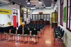 Installation during Pordenone Legge @ La Libreria della Poesia @pordenonelegge #Pordenonelegge