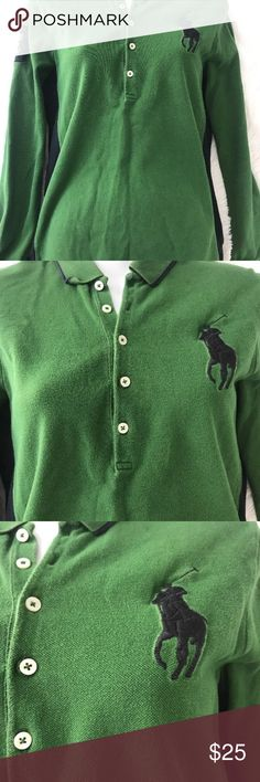 Women s Ralph Lauren Polo Golf Long Sleeve Shirt Women s Ralph Lauren Polo  Golf Long Sleeve Shirt 402f8b72d31