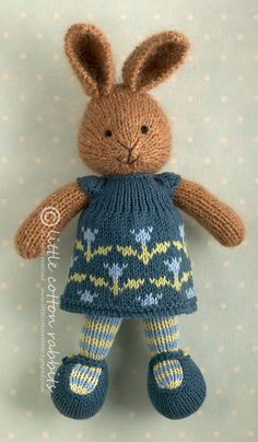 clarise by littlecottonrabbits, via Flickr