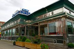 """""""Astoria's Bel Aire Diner"""""""