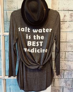 Salt water is the BEST medicine 🌊 available for purchase at Gypsy Sunset Boutique // follow gypsysunset on #Instagram   #sweater #trending #holiday #holidaystyle #winter #winterfashion #holidaywear #murrieta #giftguide #gift #gifts #shop #whattowear #ootd #style #fashionboutique #boutique #petergrimm #gypsystyle #gypsygirl #saltwater #beach #ocean #sand #sea