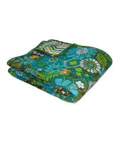 Look what I found on #zulily! Tonga Throw by Greenland Home Fashions #zulilyfinds