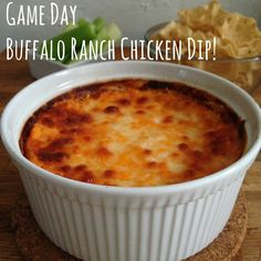 It's game time!         This is a great, addicting, easy, HOT, delicious dippity do da, dippity day game day dip!      Ingredients   2 cups ...