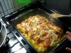 Zucchine al forno velocissime - YouTube