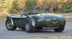 A rare 1965 Shelby 289 Cobra Dragonsnake slithers to auction | Hemmings Daily
