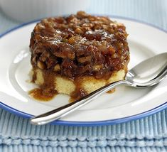 A sticky, spicy and moreish pudding - brilliant way to round off a winter meal