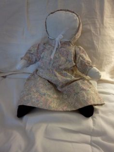 Sweet Amish doll