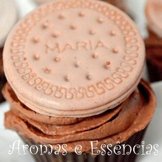 Sabonete cupcake!