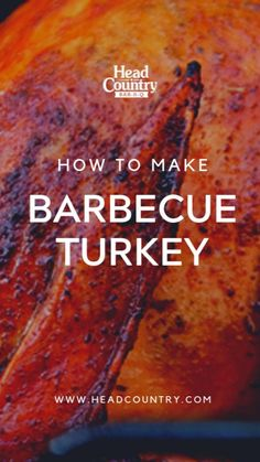 Smoked Whole Turkey, Whole Turkey Recipes, Bbq Turkey, Roast Turkey Recipes, Best Christmas Recipes, Thanksgiving Dinner Recipes, Thanksgiving Turkey, Holiday Recipes, Best Bbq Recipes