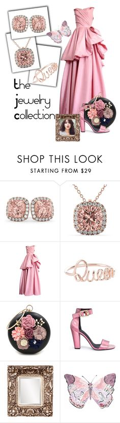 """""""The Jewelry Collection- 6th Set"""" by lizzyslegs ❤ liked on Polyvore featuring Allurez, Christian Dior, WithChic, Stella Luna and Howard Elliott"""