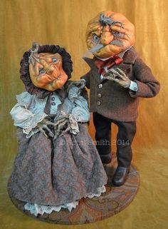 The happy couple by Scott Smith