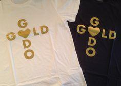 Punti vendita t-shirt celebrative promozione in Gold