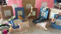 Diademas y coranas de flores