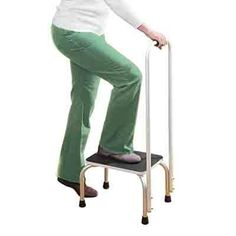 This Step Stool has been designed with safety in mind. Made from sturdy Steel it  sc 1 st  Pinterest & Aids for Daily Living (aids4dailylivng) on Pinterest islam-shia.org