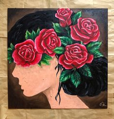 картина маслом на холсте Painting, Art, Art Background, Painting Art, Kunst, Gcse Art, Paintings, Painted Canvas, Art Education Resources