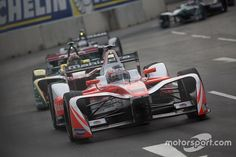 Rosenqvist says Formula E his toughest series to adapt to yet