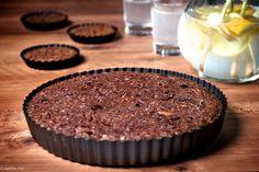 Raňajkový zázvorový koláč z ovsených vločiek Raw Food Recipes, Muffin, Sweets, Cookies, Healthy, Breakfast, Desserts, Food Blogs, Drink