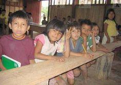 Escuela pobre