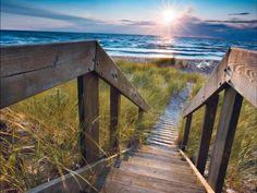 Sleeping Bear Dunes National Lakeshore, Mich. Pure Michigan (@Pure Michigan)
