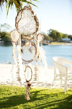 64 Ways To Incorporate Dreamcatchers Into Your Wedding Decor   HappyWedd.com