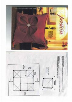 1975174_599471916798558_2124347669_n Smocking Tutorial, Smocking Patterns, Fabric Patterns, Crazy Quilting, Smocks Canadiens, Diy Pillows, Throw Pillows, Sewing Hacks, Sewing Projects
