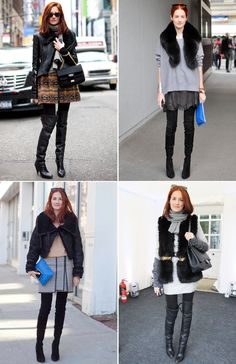 TAYLOR TOMASI HILL STYLE ICON | Collage Vintage