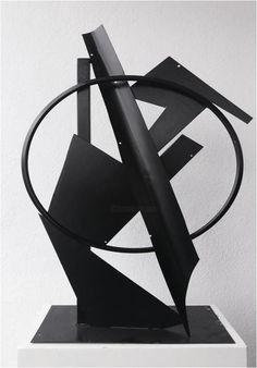 composição - Sculpture, 50x80x30 cm ©2017 par Artur Fonseca - Métal