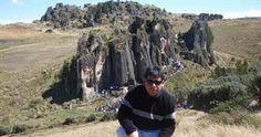 Acabo de compartir la foto de Fernando Uturunco que representa a: Los Frailones