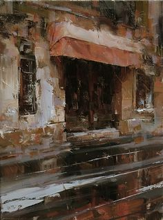 Desire by Tibor Nagy Oil ~ 15.7 x 11,8