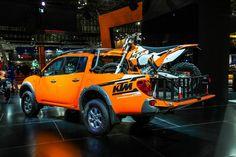 Duas marcas globais. Duas referências no off road. Duas vencedoras no Rally Dakar. Esses foram alguns dos motivos que uniram KTM e Mitsubishi Motors no lançamento da L200 Triton KTM Series, uma pic...