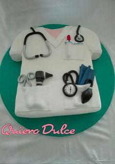 Torta para médicos
