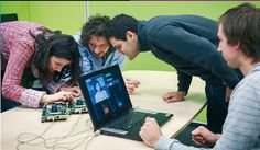 Computer Engineering: The programme provides students with the skills that are needed in order to design, develop and use software and hardware for computer systems. http://www.tudelft.nl/studeren/masteropl/masteropleidingen/computer-engineering/