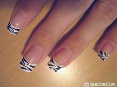 Модный дизайн ногтей сезона осень-зима 2012-2013 (фото)