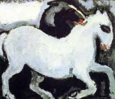 Kees van Dongen Chevaux 1904