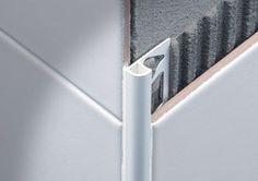 tile corner trim - Google Search