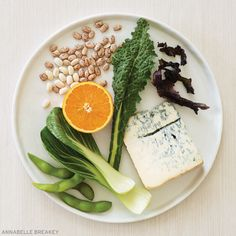 For healthy, strong bones, eat calcium- and vitamin D-rich foods: www.yogajournal.com/health/2637