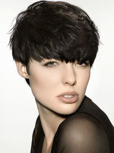 Be Unforgettable - Short Hairstyles for Women with Thick Hair | Have a Good Hair Day