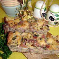 European Dishes, Potato Salad, Potatoes, Chicken, Meat, Breakfast, Ethnic Recipes, Lunch Ideas, Essen